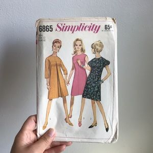 Vintage Other - Vintage Collection Of Patterns